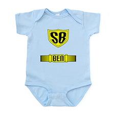 Super Ben Infant Bodysuit