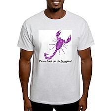 Don't Pet Ash Grey T-Shirt