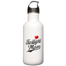 Valentine's Twilight Mom Water Bottle