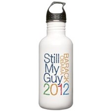 Still My Guy OBAMA Water Bottle