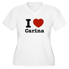 I love Carina T-Shirt