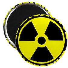 Radioactive Overdrive Logo Magnet