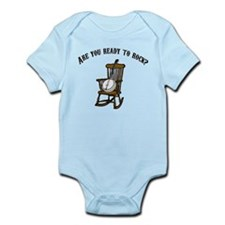 Are You Ready to Rock? Infant Bodysuit