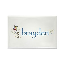 Brayden Rectangle Magnet