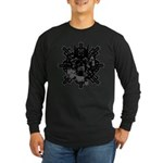 Sammos #2 Long Sleeve Dark T-Shirt