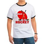 Rednexk Hockey Ringer T