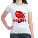 Rednexk Hockey Jr. Ringer T-Shirt