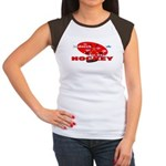 Rednexk Hockey Women's Cap Sleeve T-Shirt