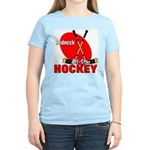 Rednexk Hockey Women's Pink T-Shirt