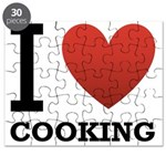 I Love Cooking Puzzle