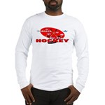 Rednexk Hockey Long Sleeve T-Shirt
