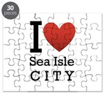 Sea Isle City Puzzle