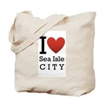 Sea Isle City Tote Bag