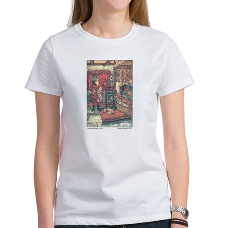 Folkard's Red Riding Hood Women's T-Shirt