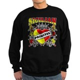 Sicilian Princess  Sweatshirt
