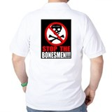 Stop the Bonesmen Polo