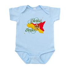 Sicilia Italia Infant Bodysuit