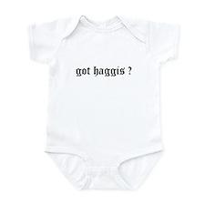 got haggis ? Infant Creeper