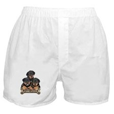 its a puppy thing! Boxer Shorts
