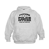 Future Police Officer Hoody