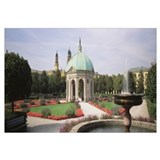 Germany, Munich, Hofgarten, Gazebo in the garden