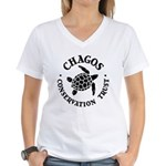 CCT Women's V-Neck T-Shirt