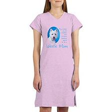 Westie Mom Women's Nightshirt