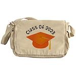 Class of 2023 (Orange) Messenger Bag