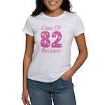 Class of 1982 Reunion Women's T-Shirt