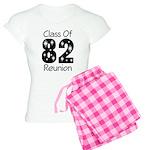 Class of 1982 Reunion Women's Light Pajamas