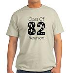 Class of 1982 Reunion Light T-Shirt