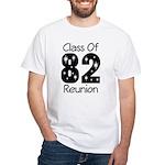 Class of 1982 Reunion White T-Shirt