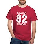 Class of 1982 Reunion Dark T-Shirt