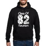Class of 1982 Reunion Hoodie (dark)