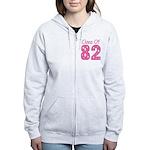 Class of 1982 Women's Zip Hoodie