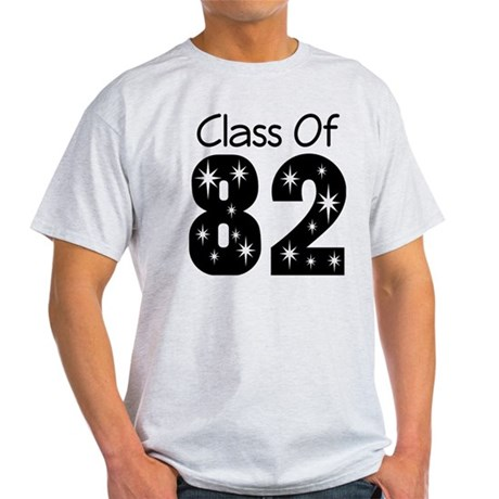 Class of 1982 Light T-Shirt