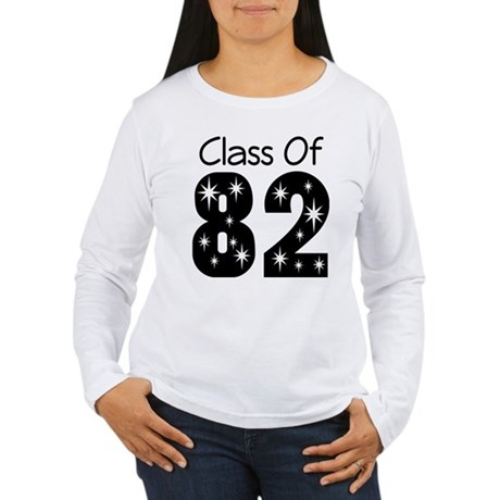 Class of 1982 Women's Long Sleeve T-Shirt