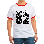 Class of 1982 Ringer T