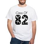 Class of 1982 White T-Shirt