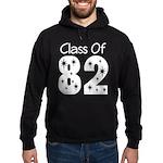 Class of 1982 Hoodie (dark)