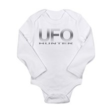 UFO Hunter Long Sleeve Infant Bodysuit