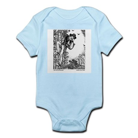 Cole's Jack & Beanstalk Infant Creeper
