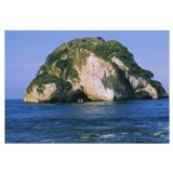 Rock in the sea, Los Arcos, Puerto Vallarta, Mexic