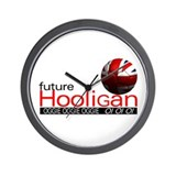 Future Hooligan Wall Clock