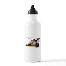 Black-Footed Ferret Water Bottle