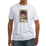 Vogel's Snow White & Rose Red Fitted T-Shirt