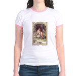 Vogel's Snow White & Rose Red Jr. Ringer T-Shirt