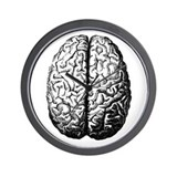 Brain II Wall Clock