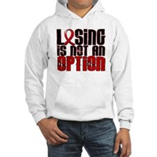 Losing Is Not An Option AIDS Hoodie