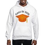 Class of 2025 (Orange) Hooded Sweatshirt